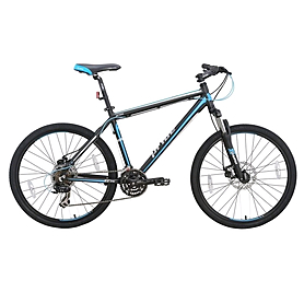 Фото 1 к товару Велосипед горный Pride XC-26 MD 26'' чёрно-синий матовый 2015 рама - 15