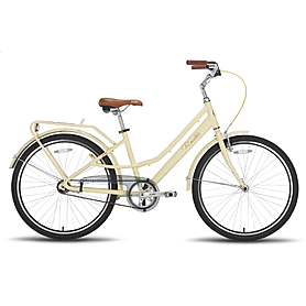 """Велосипед городской Pride Roadster 26"""" бежевый матовый 2015 рама - 16"""""""