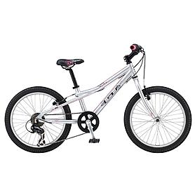 """Велосипед подростковый  GT Laguna girls 20"""" 2015 gloss silver"""