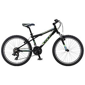 """Велосипед подростковый GT Aggressor boys 24"""" 2015 graphite"""