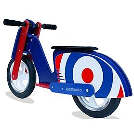 Фото 2 к товару Беговел детский Kiddi Moto Scooter 12