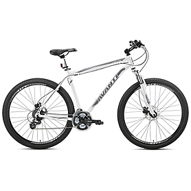"Велосипед горный Avanti Canyon 26"" белый матовый рама - 21"""
