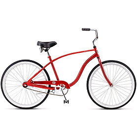 "Велосипед городской Schwinn Cruiser One 26"" 2015 красный"
