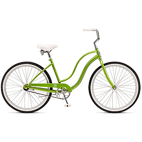 "Велосипед городской Schwinn Cruiser One Women 26"" 2015 зеленый"