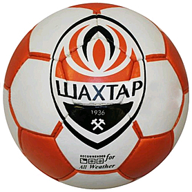 Фото 1 к товару Мяч футбольный Ronex Шахтёр-Донецк