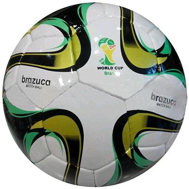 Мяч футбольный Adidas Brazuca реплика