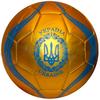 Мяч футбольный сувенирный Ronex Ukraine - фото 1