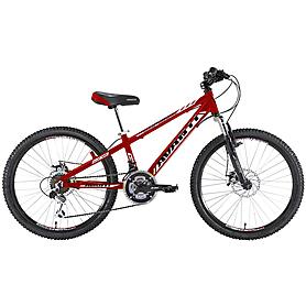"""Велосипед детский 24"""" Avanti Rider красный"""