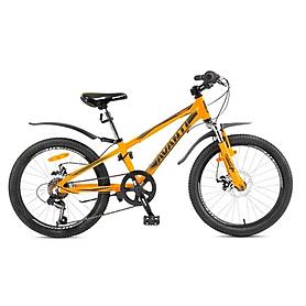 "Велосипед детский Avanti Turbo 20"" оранжевый"