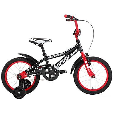 Велосипед детский 16'' Pride Arthur Black
