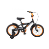 Велосипед детский 16'' Pride Flash Black - фото 1
