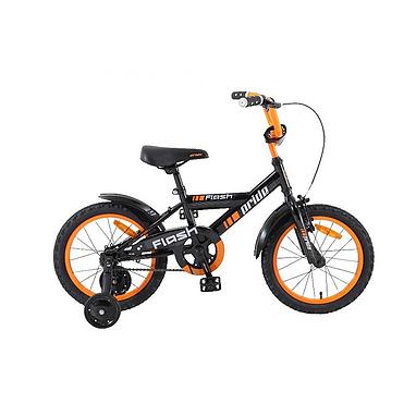 Велосипед детский 16'' Pride Flash Black