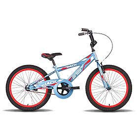 """Велосипед детский Pride Jack 20"""" 2015 серо-красный матовый"""