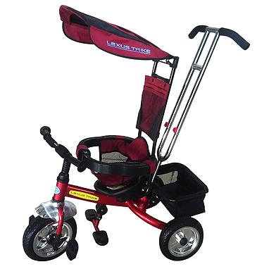 Велосипед детский трехколесный Lexus Trike LT-2011 Red