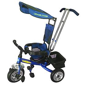Фото 1 к товару Велосипед детский трехколесный Lexus Trike LT-2011 Blue
