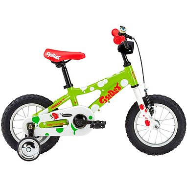 Велосипед детский Ghost Powerkid  2012 Green 12