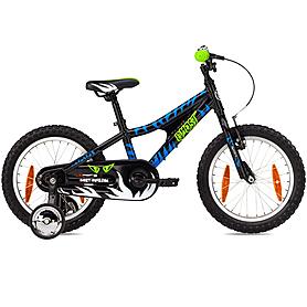 "Велосипед детский Ghost Powerkid  2013 Boy Green/Blue 16"""
