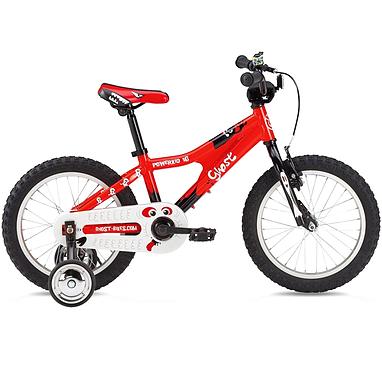 Велосипед детский Ghost Powerkid  2013 Boy Red 16