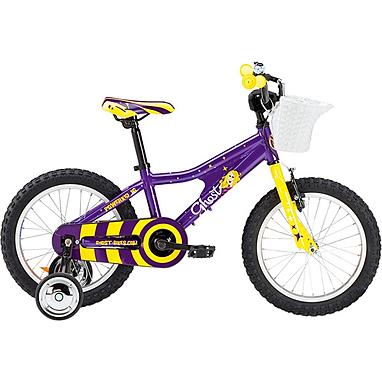 Велосипед детский Ghost Powerkid  2012 Girl Purple 16