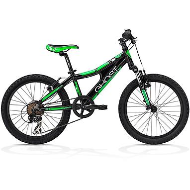 Велосипед детский Ghost Powerkid  2013 Boy Green 20