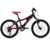 Велосипед детский Ghost Powerkid  2013 Boy Red 20
