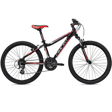 Велосипед детский Ghost Powerkid 2013 Boy Red 24