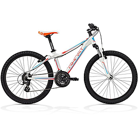 Фото 1 к товару Велосипед детский Ghost Powerkid 2013 Girl White 24