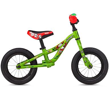 Велосипед детский Ghost Powerkiddy  2013 Green 12