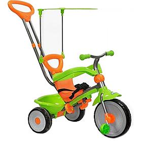 Велосипед детский трехколесный Tilly Trike Green