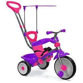 Фото 1 к товару Велосипед детский трехколесный Tilly Trike Pink