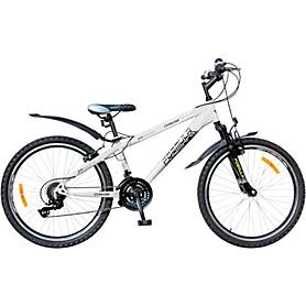 """Велосипед подростковый Formula Dakar 24"""" 2015 белый рама - 13"""""""