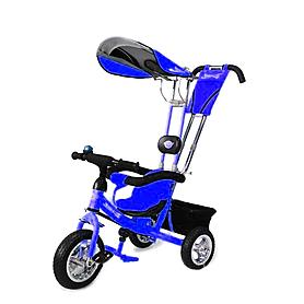 Велосипед детский трехколесный Azimut Lexus Trike BC-15 Blue