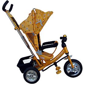 Фото 1 к товару Велосипед детский трехколесный Azimut Lexus Trike Yellow