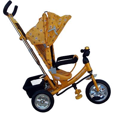 Велосипед детский трехколесный Azimut Lexus Trike Yellow