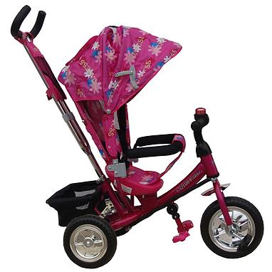 Велосипед детский трехколесный Azimut Lexus Trike Pink