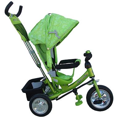 Велосипед детский трехколесный Azimut Lexus Trike Green