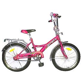 """Велосипед детский Profi 20"""" розовый"""
