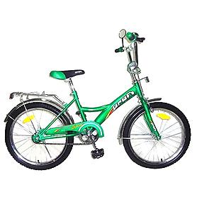 """Велосипед детский Profi 20"""" зеленый"""