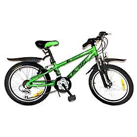 """Велосипед детский Profi Sport 20"""" зеленый"""