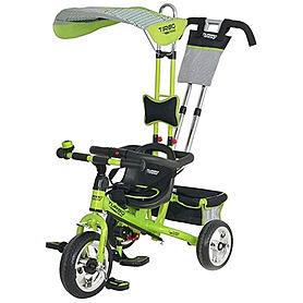 Велосипед детский Profi Trike Eva Foam зеленый