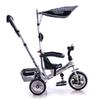 Велосипед детский Profi Trike Eva Foam серебристый - фото 2
