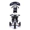 Велосипед детский Profi Trike Eva Foam серебристый - фото 3