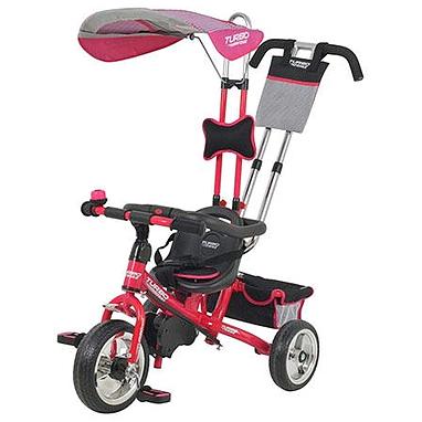 Велосипед детский Profi Trike Eva Foam перламутрово-розовый