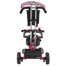 Фото 2 к товару Велосипед детский Profi Trike Eva Foam перламутрово-розовый