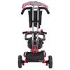 Велосипед детский Profi Trike Eva Foam перламутрово-розовый - фото 2