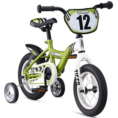 Велосипед детский Schwinn Tiger Boys 2014 зеленый