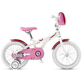 """Велосипед детский Schwinn Lil Stardust Girls 16"""" 2014 белый"""