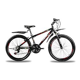 Велосипед горный подростковый Premier XC 24 2014 24'' черно-красный + подарок
