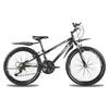 Велосипед горный подростковый Premier XC 24 2014 24'' черно-голубой + подарок - фото 1