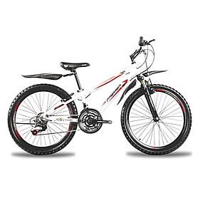 Фото 1 к товару Велосипед горный подростковый Premier XC 24 2014 24'' бело-красный + подарок
